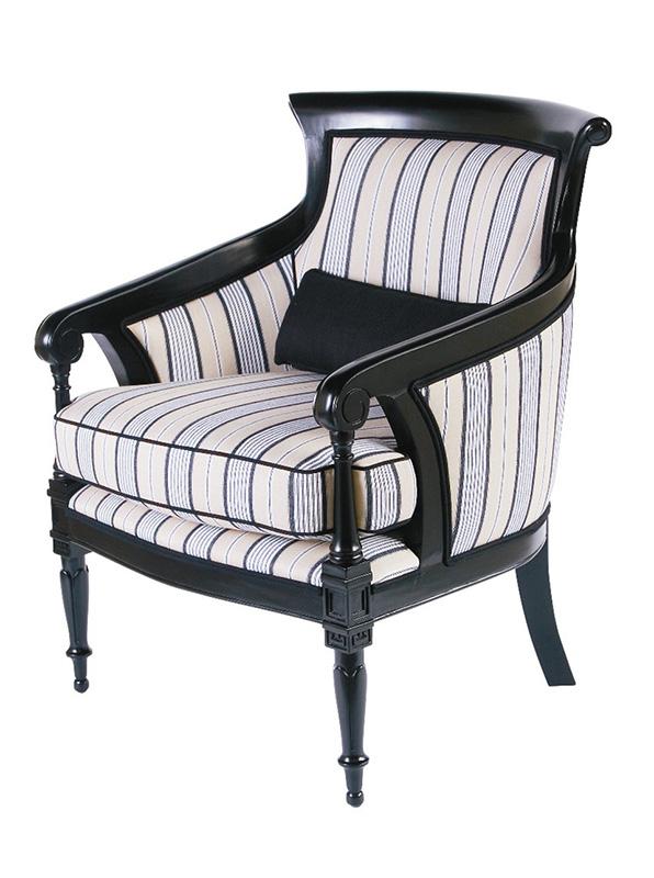 Dutch Colonial Tub Chair