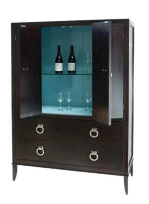 Savoy TV / Cocktail Cabinet