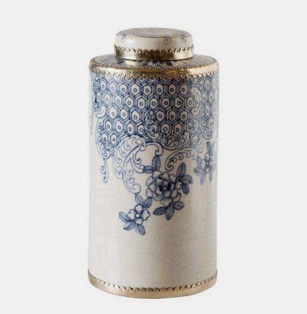 Bohemia Ceramic Jar Large