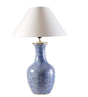 Village Ceramic Lamp