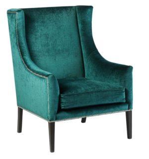 Salonne Wing Chair Custom
