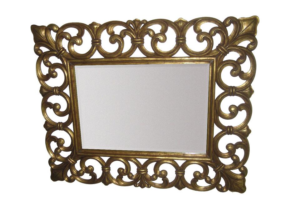 Scroll Mirror Rectangle