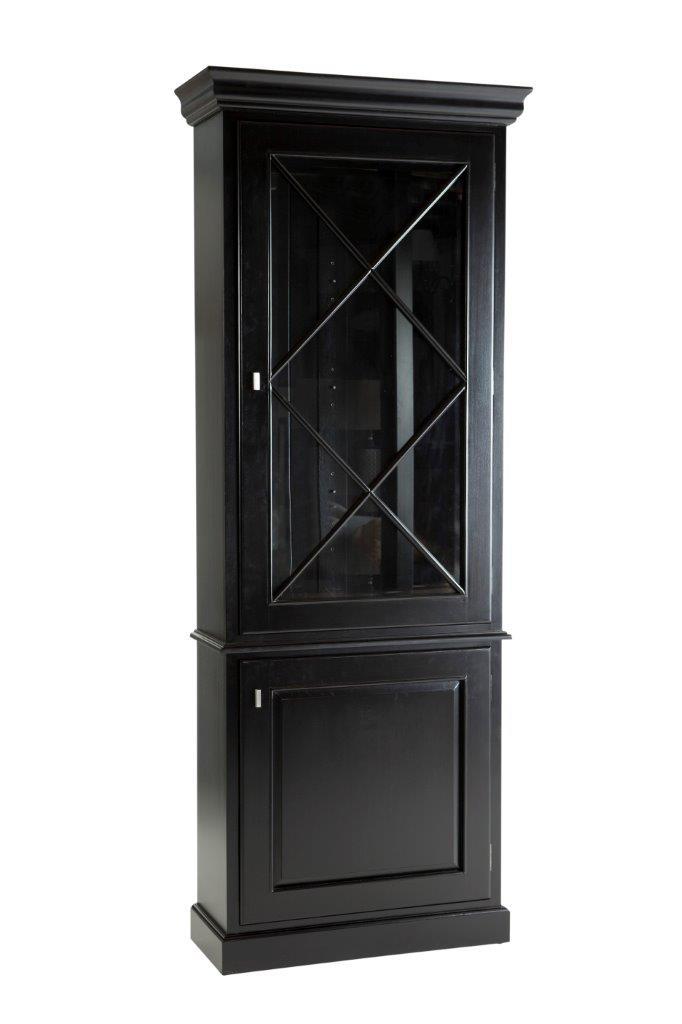 Barraux Single Display Cabinet