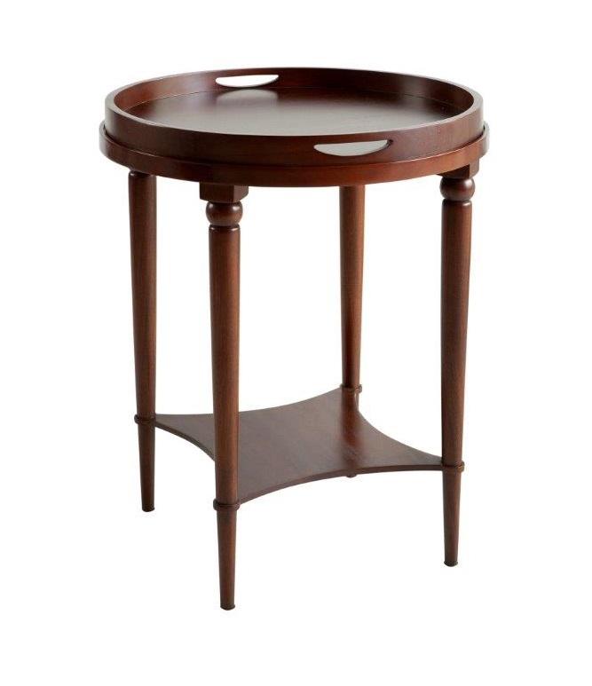 Moderna Round Tray Table