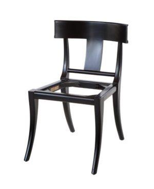 Klismos Dining Chair Frame Only