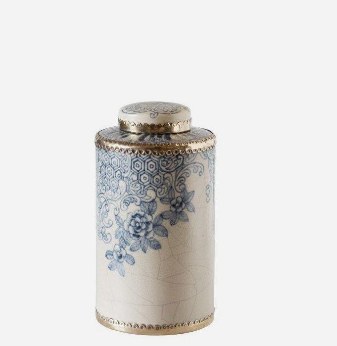 Bohemia Ceramic Jar Medium