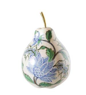 Fresh Simple Ceramic Pear