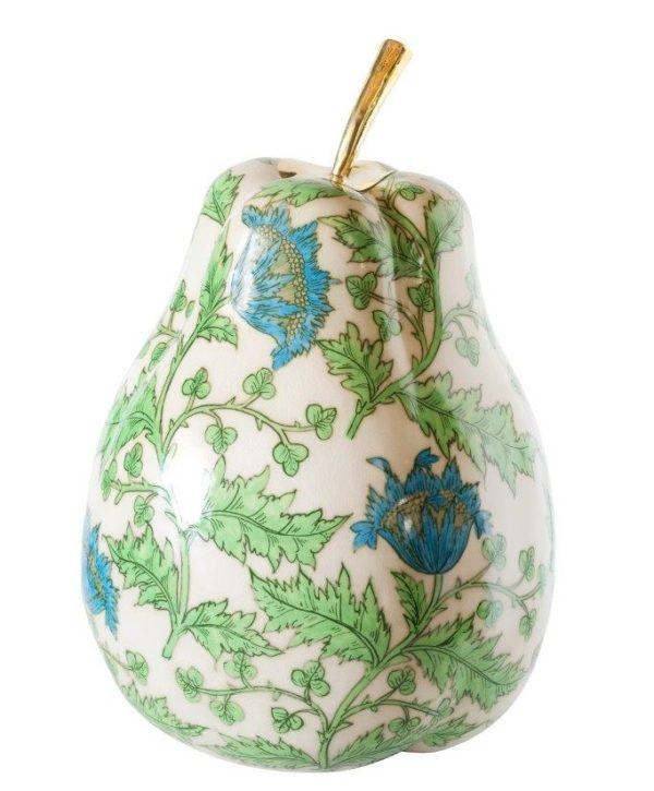 Thistle Large Ceramic Pear