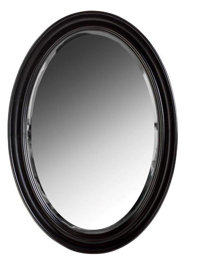 St Barts Oval Mirror