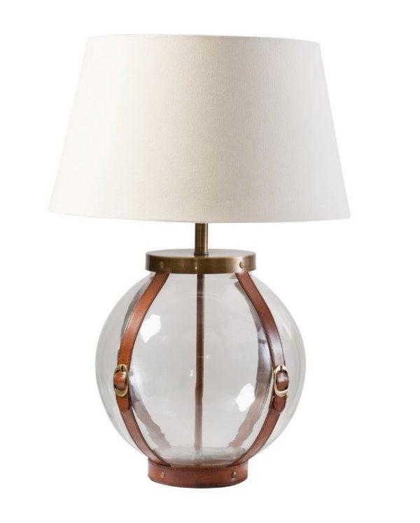 Bermuda Glass Table Lamp