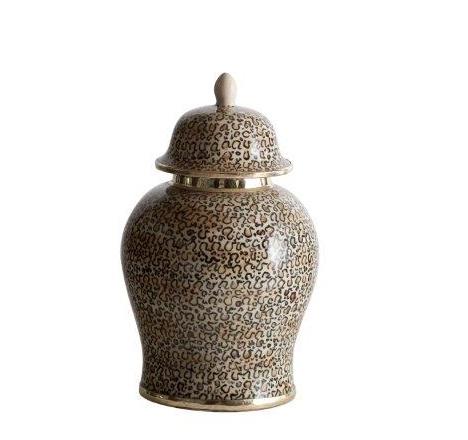 Safari Ginger Jar Medium