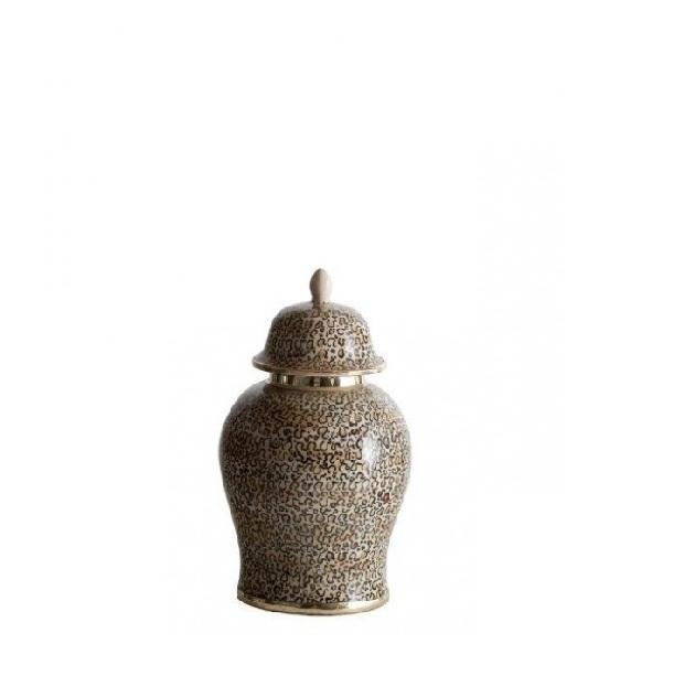 Safari Ginger Jar Small