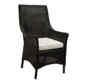 Barbados Cane Carver with Cushion