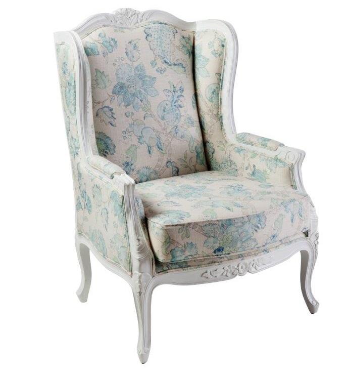 Loire Wing Chair Display Model